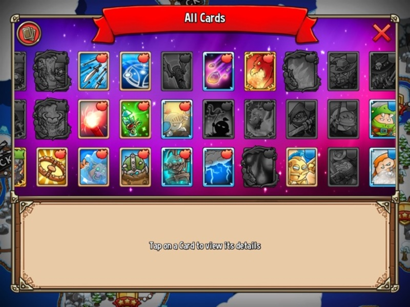Crazy Kings Card Vault  - Crazy Kings Launches Another Huge Update