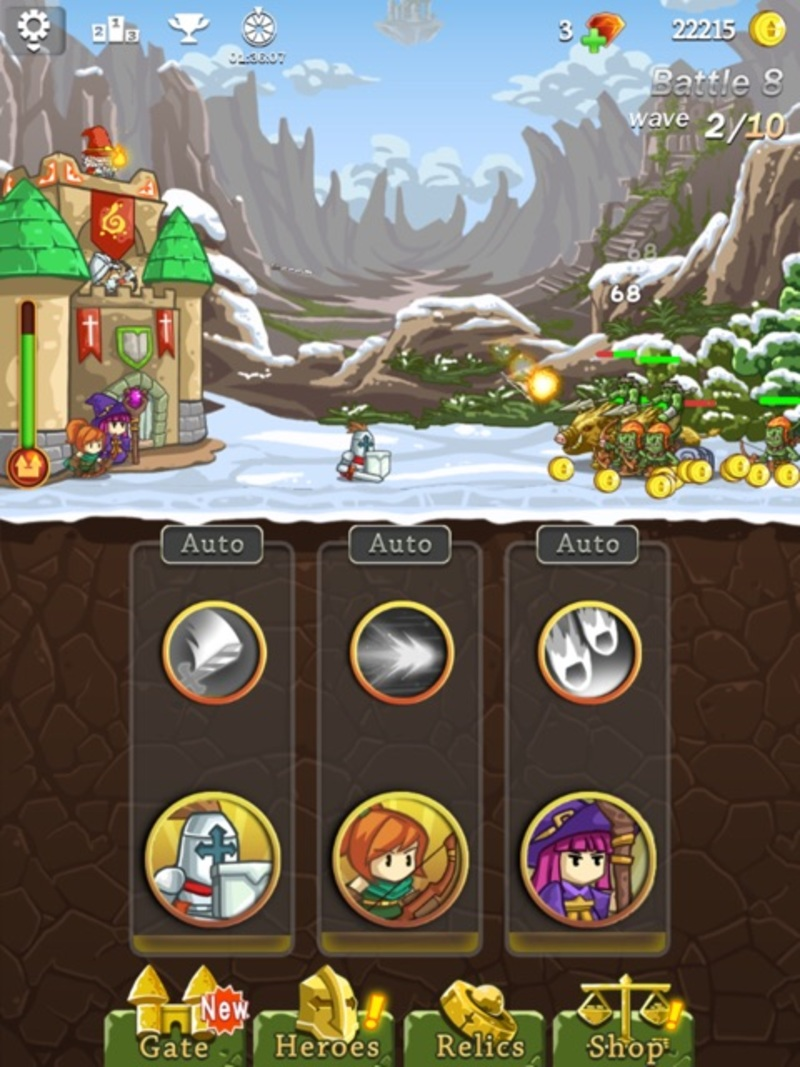 Frontier Defence by Pine Entertainment