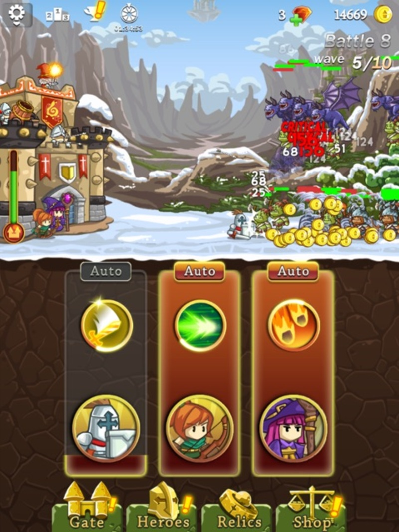 Frontier Defence by Pine Entertainment  - Review of Frontier Defense by Pine Entertainment