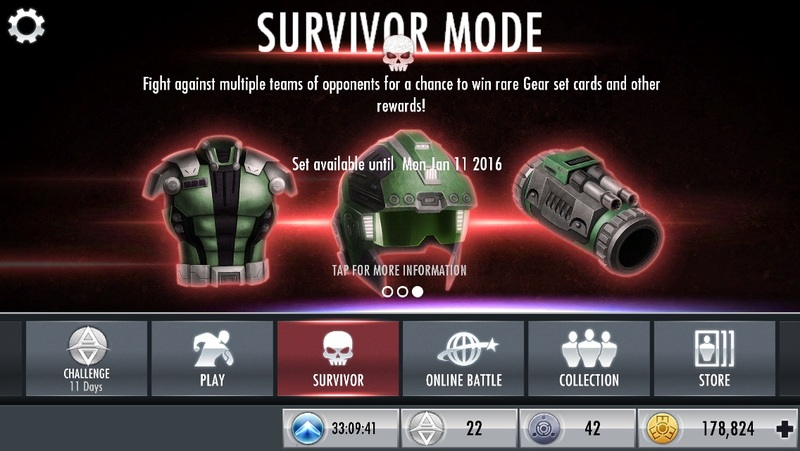 Injustice Gods Among Us adds new Gear Sets to Survivor Mode