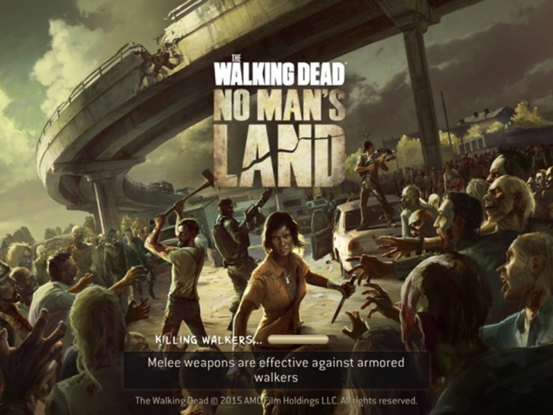 The Walking Dead No Man's Land by Next Games