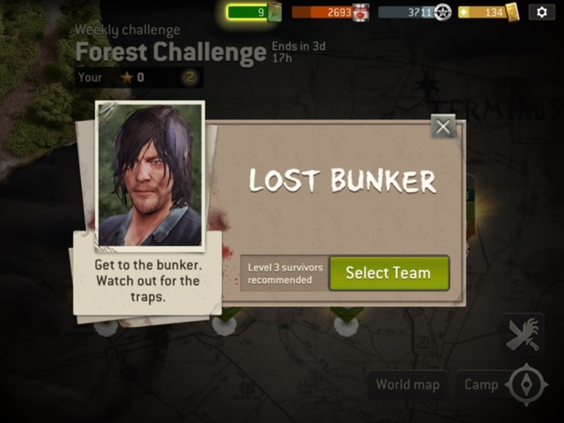 The Walking Dead No Man's Land Daryl Dixon Cameo
